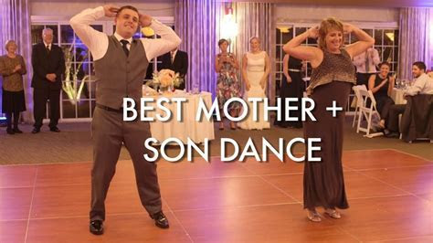 Best Wedding Mother Son Dance!!!   YouTube
