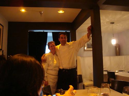 Chefs Don Schoenburg & Christi Carter