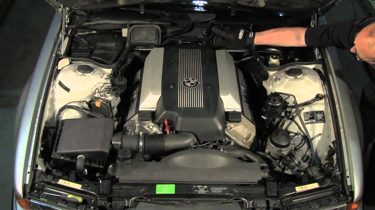 Under The Hood Of A BMW 7 Series '95 Thru '01 (E38) - YouTube