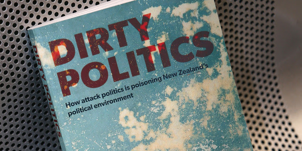 It's almost a year since details of the 2011 intrusion were described by journalist Nicky Hager in the controversial pre-election book Dirty Politics. Photo / Michael Cunningham