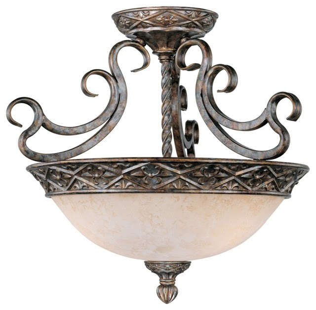 Country French Light Fixtures Modern