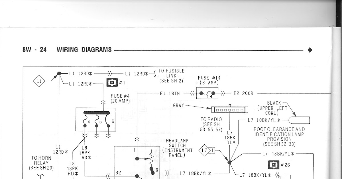 3 Wire Alternator Wiring Diagram Dodge