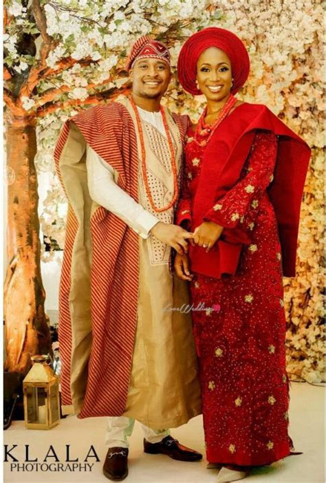 yoruba traditional wedding attire styles nov