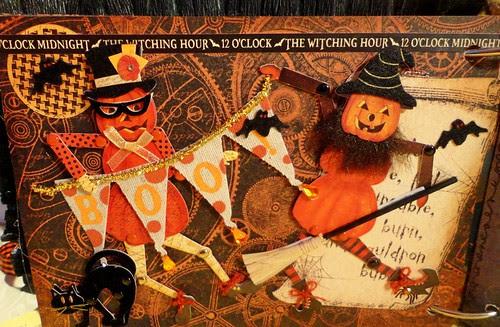 pumpkin dolls