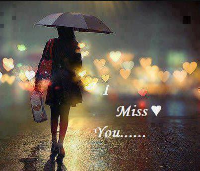 I Really Miss U