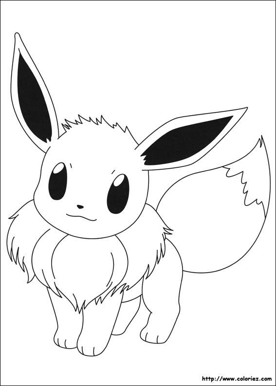 Image Pokemon A Colorier Pokemon Galery
