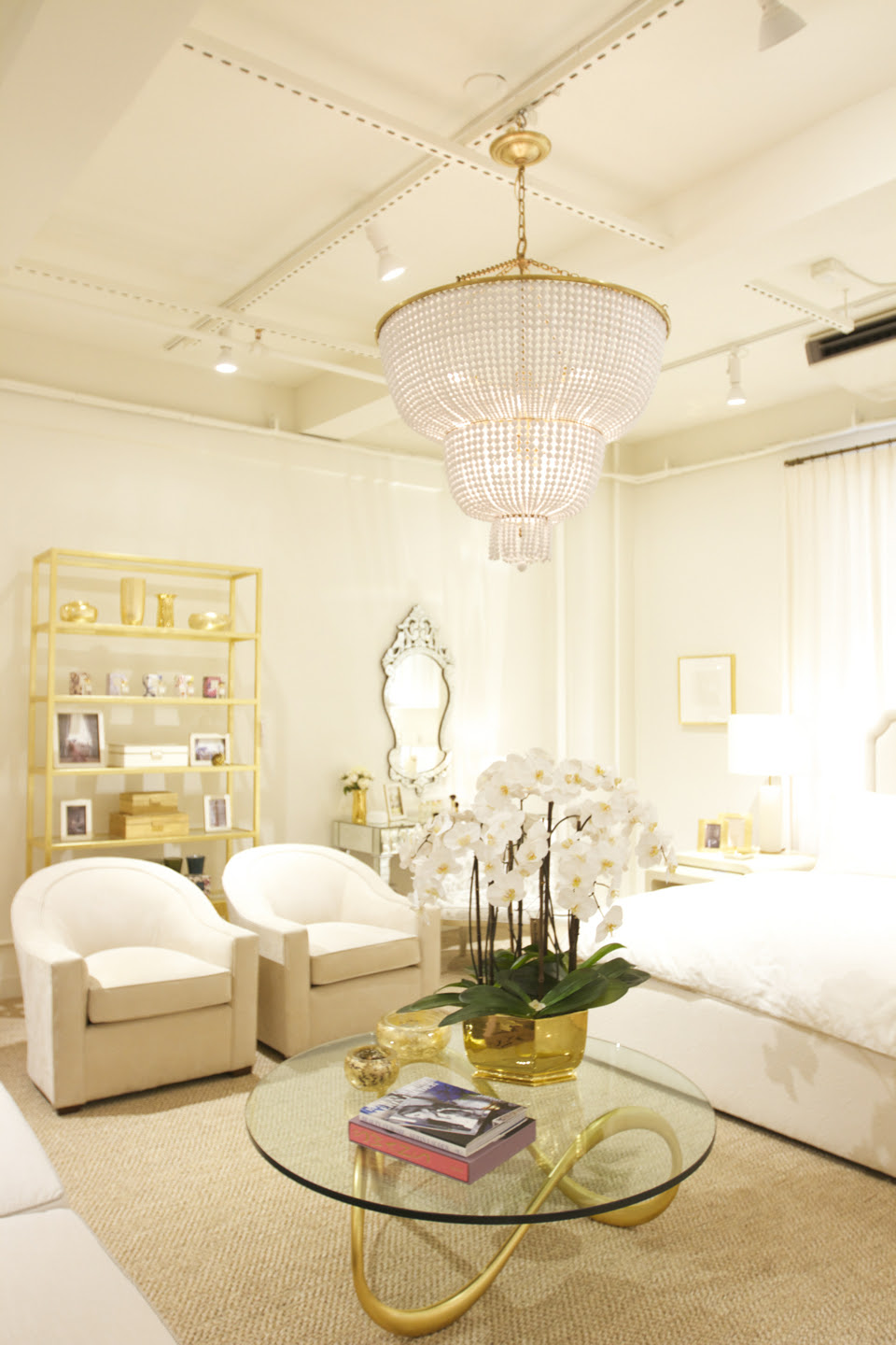 AERIN Gold Home Decor Inspiration - Cheetah is the New ...