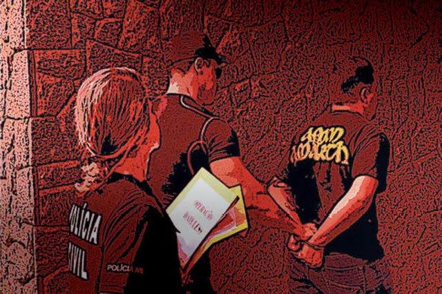 Investigação aperta cerco a extremistas: Nazismo em SC