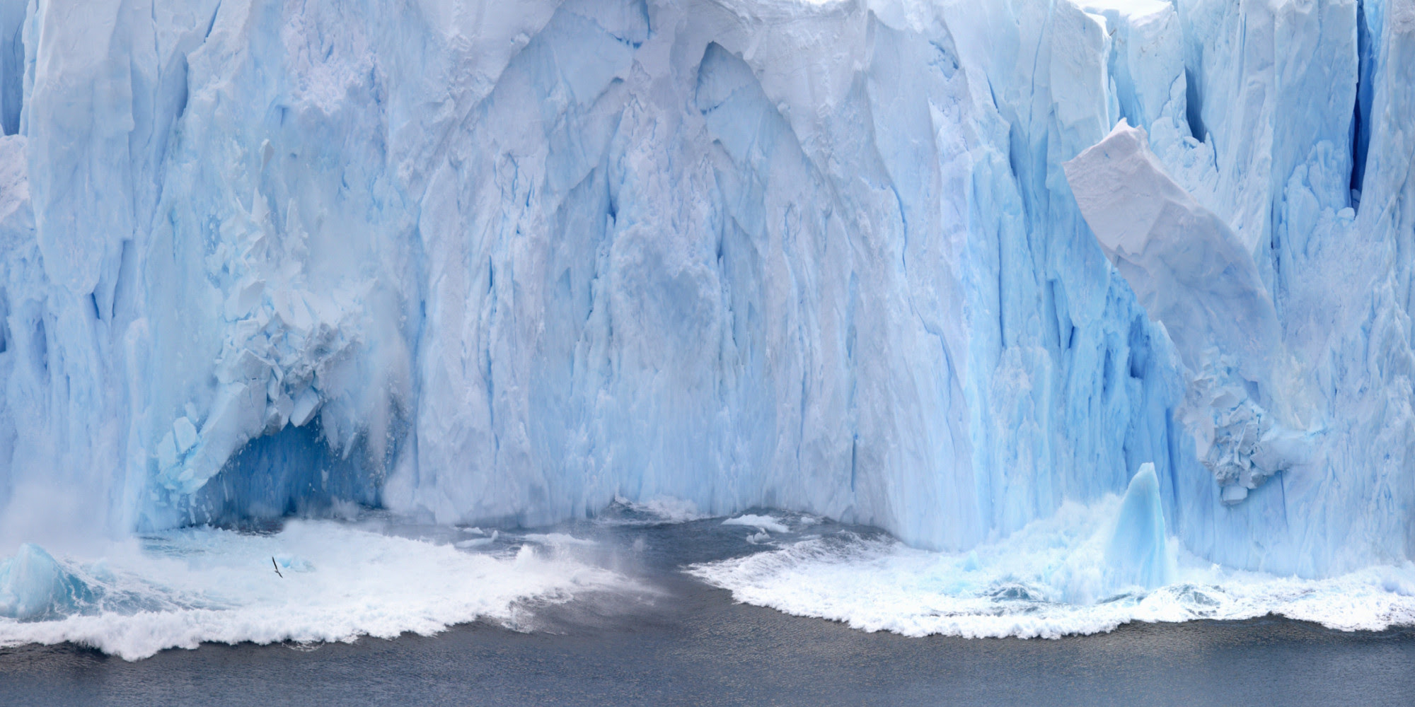 Antarctic Ice Shelf On Brink Of Unstoppable Melt That ...