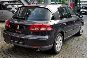 Renault Vel Satis Facelift