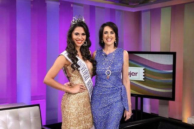 Yéssica Mouton entrevistada por Mercedes Soler (Foto 4)