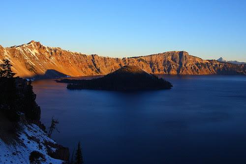 IMG_2462 Crater Lake @ Sunrise