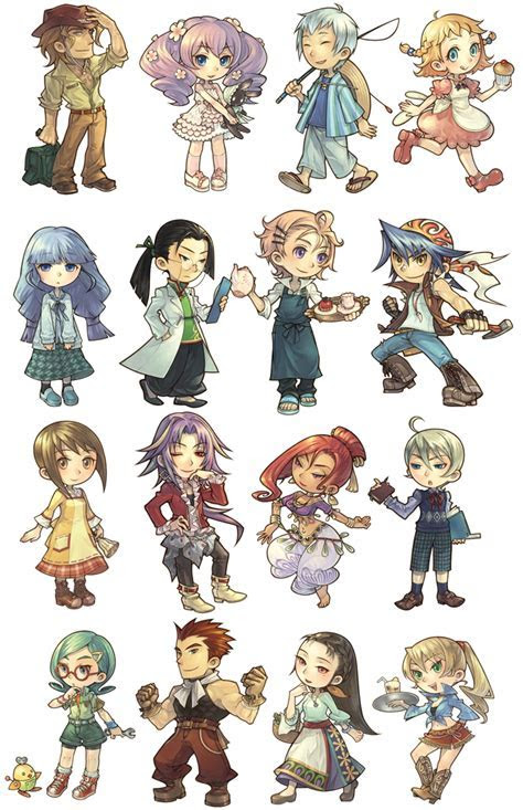 Harvest Moon Project ?? ? The Sims Forums