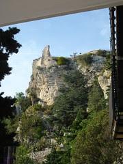 Château Eza, Point de vue