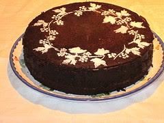 gingerbread cake by Teckelcar