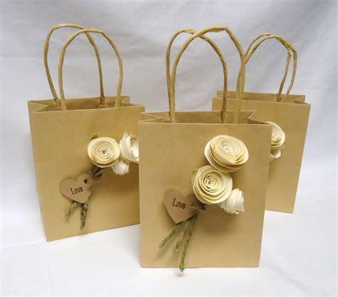 55 Favor Bags Paper, Party Favors