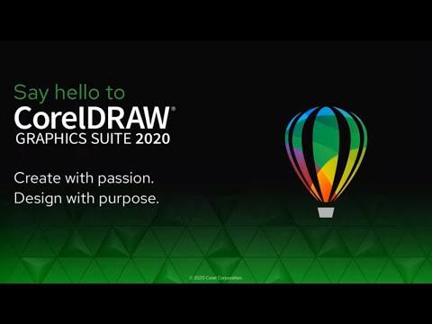 CorelDRAW Graphics Suite 2020 v22 0 0 412