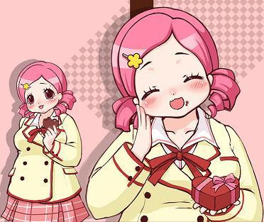 Chubby Anime Characters