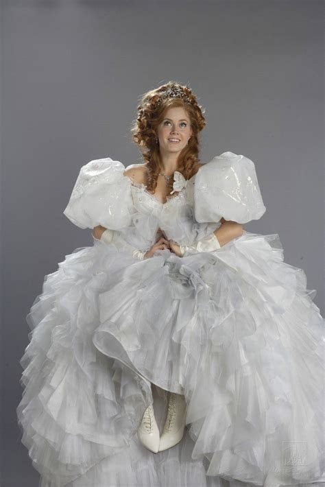 Enchanted   Giselle's Wedding Gown   Amy Adams   Amy Adams