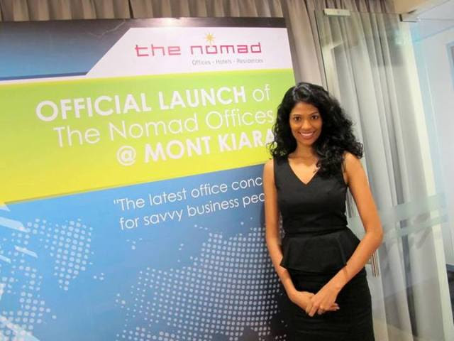 First up was the press conference which was hosted by Miss World Malaysia 2009 Thanuja Ananthan.