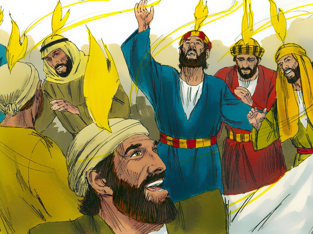 Acts2:1-47 - The Day of Pentecost - Brad's Music RoomBrad ...