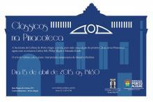 Recital gratuito está marcado para o dia 15, na Pinacoteca Ruben Berta