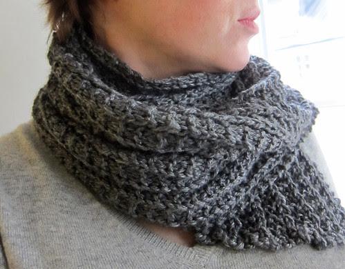 New scarf!