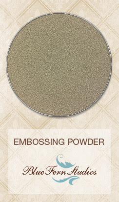 Embossing Powder - Taupe