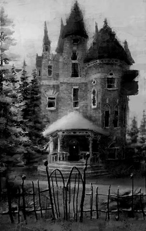 WELCOME TO ONE AND ALL. TONIGHT THERE'S A PARTY. BUT NO ONE IS HOME, EXCEPT FOR THE DEAD, WHO ARE WAITING TO PARTY WITH YOU. SEE YOU IN THE MORNING OR MAYBE NOT. THE DEAD GAME