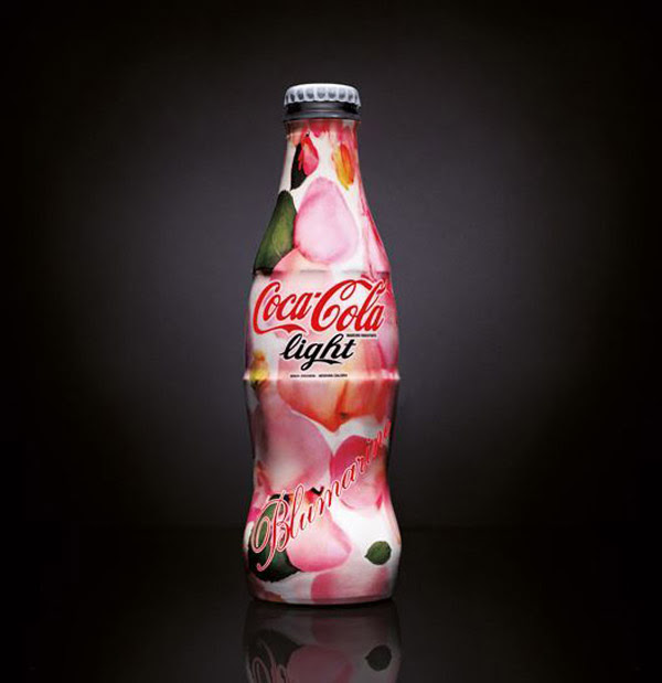 coca cola blumarine Coca Light Tribute to Fashion