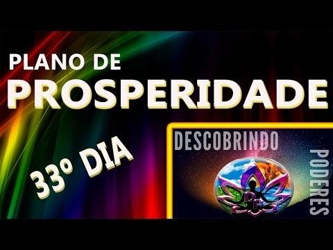 O Plano de Prosperidade de 40 Dias - 33 º Dia