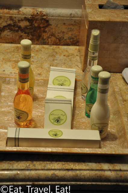 Full Set of Toiletries Tower Deluxe Room