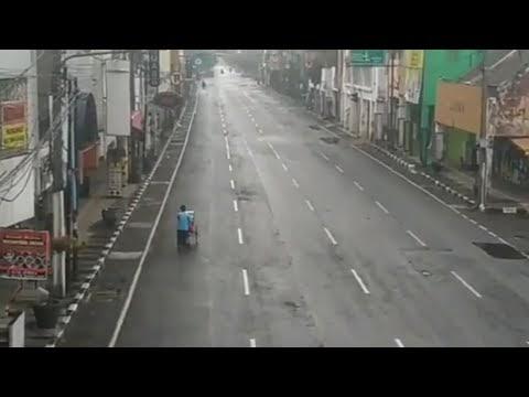Lokasi dan Jadwal Penutupan Ruas Jalan di Pusat Kota Bandung