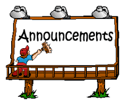 Image result for school announcements