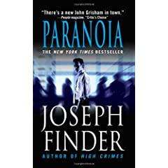 Paranoia (Paperback) by Joseph Finder