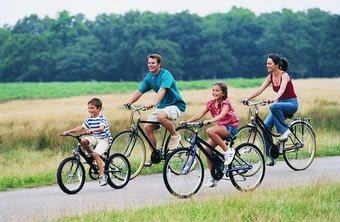 Do You Burn More Calories Bicycling or Walking the Same ...