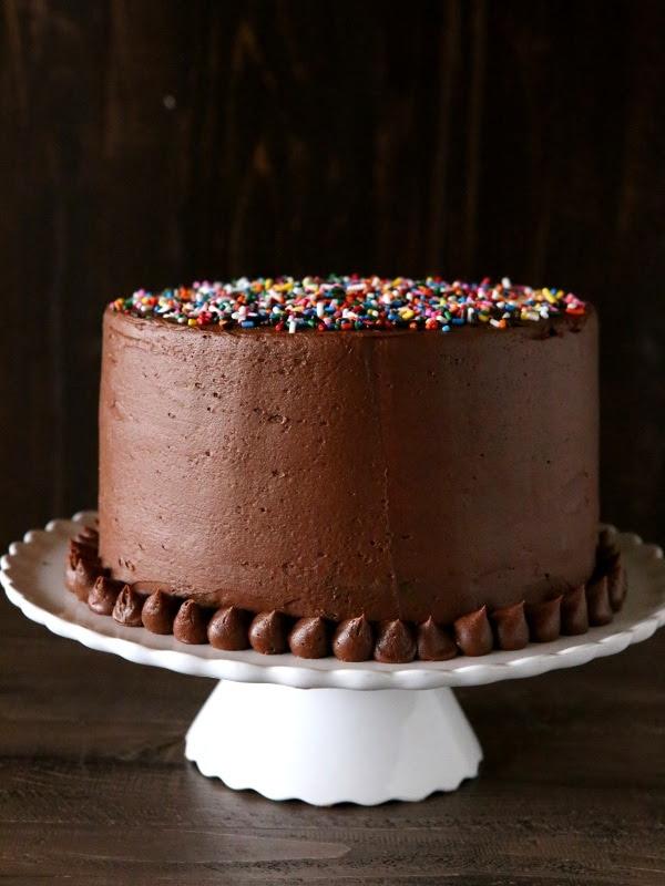 Birthday Cake Recipe Easy Chocolate