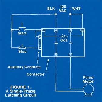 120 Relay Latching Wiring Diagram Gota Wiring Diagram