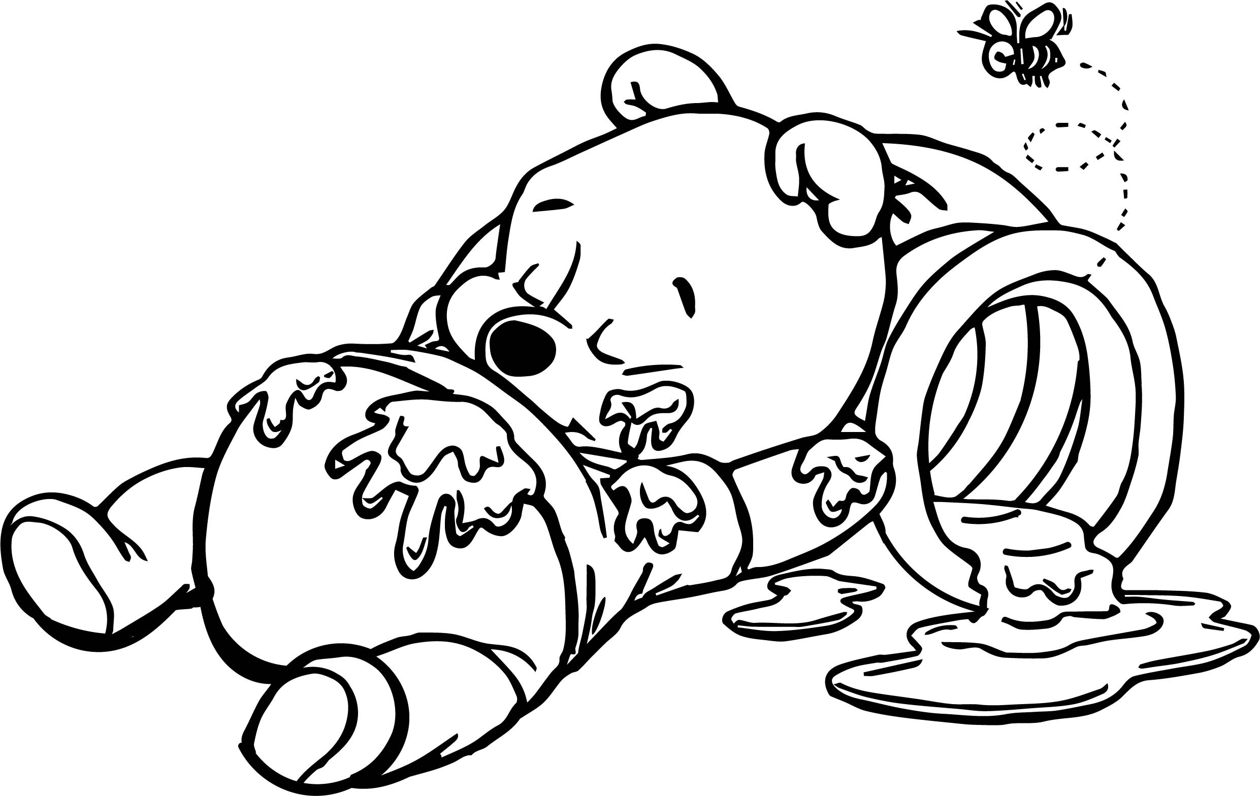 - Coloring Pages: Coloring Pages Winnie The Pooh Baby