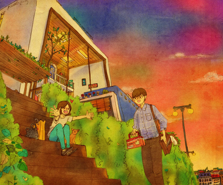 ilustraciones-acuarelas-amor-pequenas-cosas-puuung-2 (13)