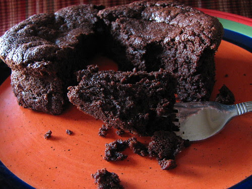 Chocolate Valentino Mini Cake