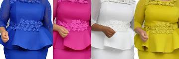 Best Offer Women Plus Size Office Work Midi Princess Dress Female 3/4 Sleeve Solid White Bodycon Elegant Casual Party Dresses Vestidos