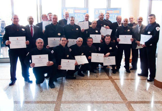 El trabajo bien hecho. Así puede resumirse el trabajo de los profesionales que componen Levantina de Seguridad, empresa que volvió a erigirse como protagonista en el Día de la Seguridad Privada de la Comunidad Valenciana al recoger 18 menciones honoríficas en 2012.