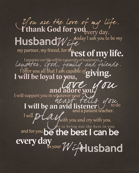 Frame Your Wedding Vows Adorable Graphic for Framing by
