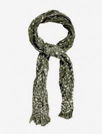 Tomas Maier Spot-print Silk Scarf 1003042