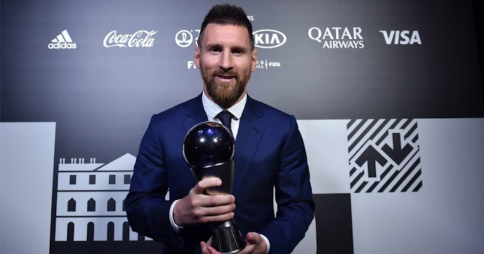 Messi and Ter Stegen nominated for Best Fifa awards