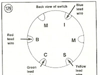 6 Pole Ignition Switch Wiring Diagram
