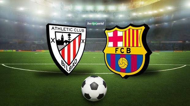 Barcelona Vs Athletic Bilbao (Spanish Supercopa): Review