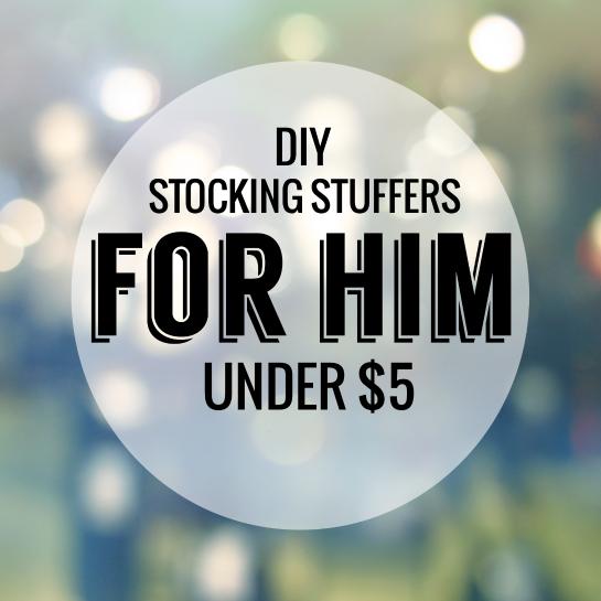 Diy Stocking Stuffers Under 5 A Little Nutmeg