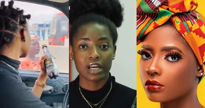 I've been looking for her, if I see her I will kneel down and beg – Twitter Influencer, Motara (Video)